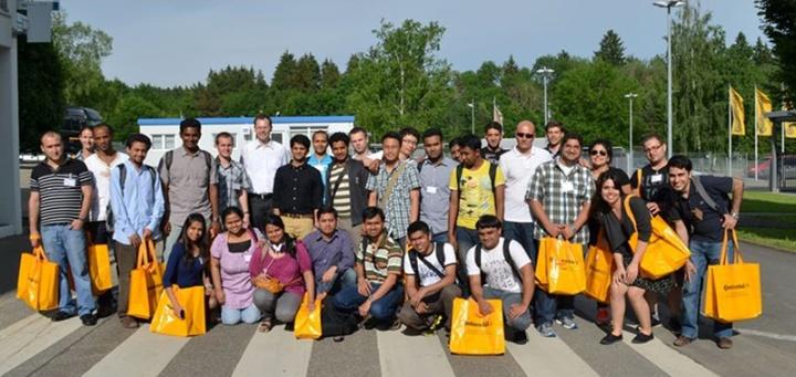 Infotech Student Organization ISO